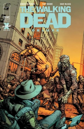 The Walking Dead Deluxe #2