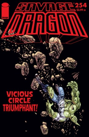 Savage Dragon #254