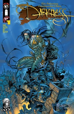 The Darkness #1, 25th Anniversary Commemorative Edition