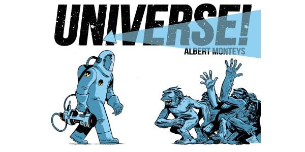 IMAGE COMICS TO PUBLISH EISNER NOMINATED PANEL SYNDICATE SERIES UNIVERSE! IN STUNNING PRINT HARDCOVER FORMAT FOR THE FIRST TIME