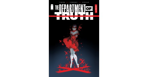 THE DEPARTMENT OF TRUTH MIRKA ANDOLFO VARIANT COVER REVEALED