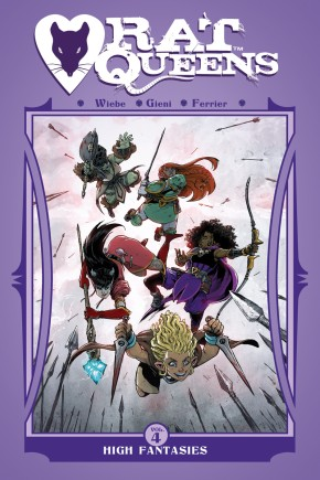 Rat Queens, Vol. 4: High Fantasies TP