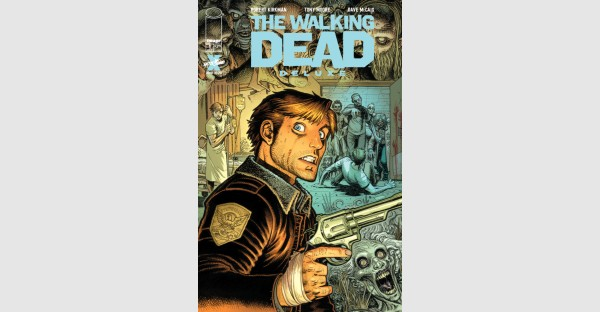 IMAGE/SKYBOUND REVEALS THE WALKING DEAD DELUXE ART ADAMS, JULIAN TOTINO TEDESCO & SKETCH COVERS