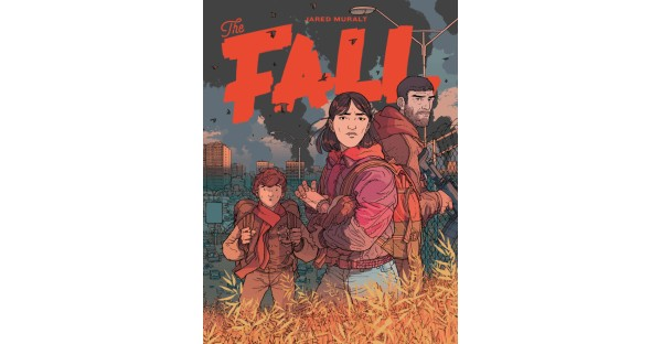 INTERNATIONAL HIT THE FALL COMES TO IMAGE COMICS IN SPRING 2021