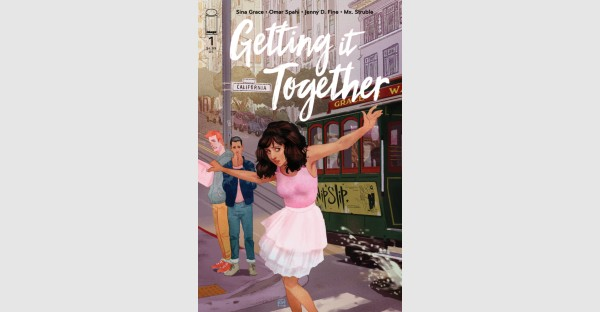 KEVIN WADA'S GETTING IT TOGETHER HOMAGE VARIANT TO SEX AND THE CITY REVEALED
