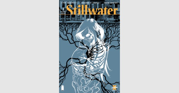 SPINE-TINGLING NEW SKYBOUND HORROR SERIES, STILLWATER, RUSHED BACK TO PRINT