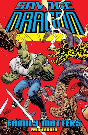 Savage Dragon: Family Matters TP