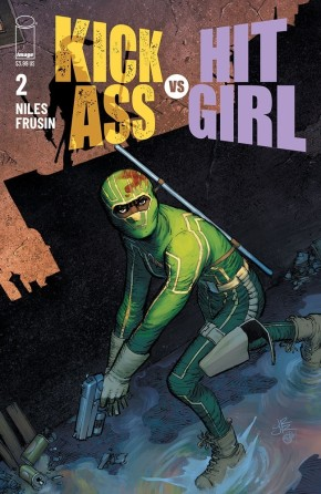 Kick-Ass Vs. Hit-Girl #2 (of 5)