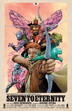 Seven to Eternity #15
