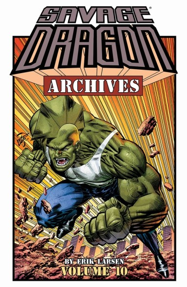 Savage Dragon Archives, Vol. 10 TP