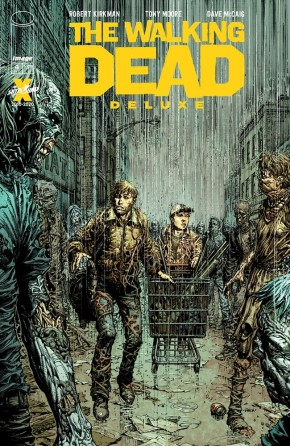 The Walking Dead Deluxe #4