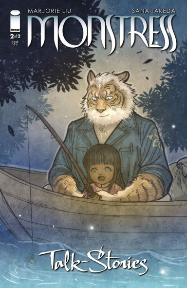 Monstress: Talk-Stories #2 (of 2)