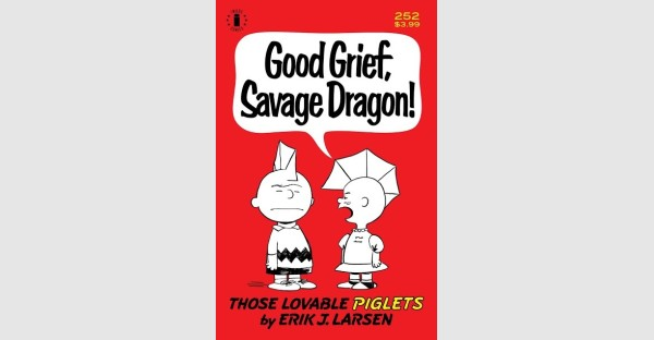 SAVAGE DRAGON RUSHED BACK TO PRINT TO KEEP UP WITH OUTPOURING OF FUNNIES FANATICISM