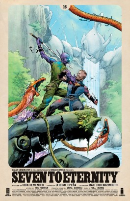 Seven To Eternity #16