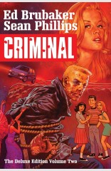 Criminal Deluxe Edition, Vol. 2 HC