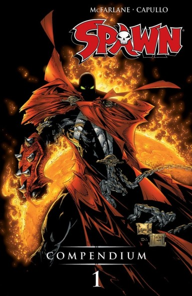 Spawn Compendium, Vol. 1 TP (New Edition)