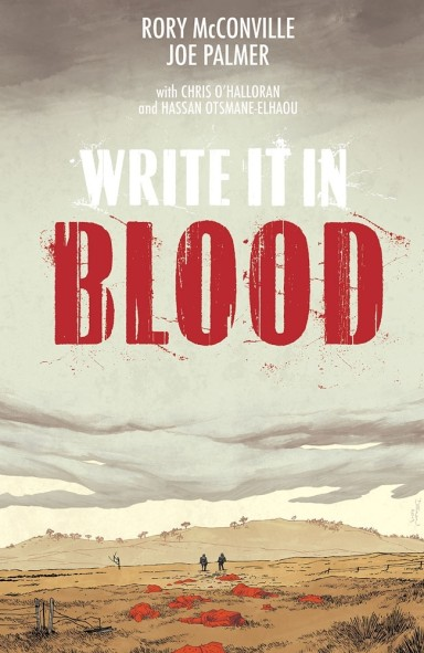 Write It In Blood TP OGN