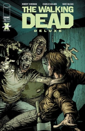 The Walking Dead Deluxe #8