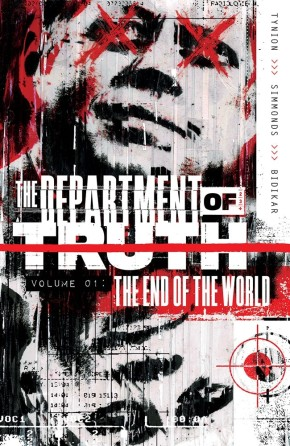 The Department of Truth, Vol. 1: The End of the World TP