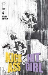 Kick-Ass Vs. Hit-Girl #4