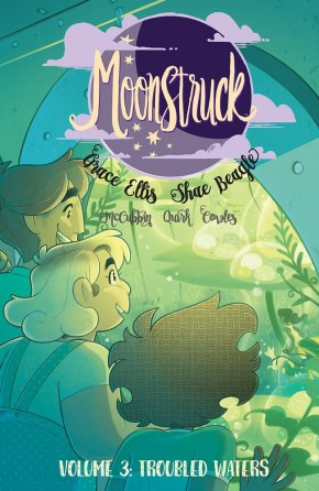 Moonstruck, Vol. 3: Troubled Waters TP