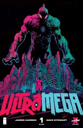 Ultramega by James Harren #1