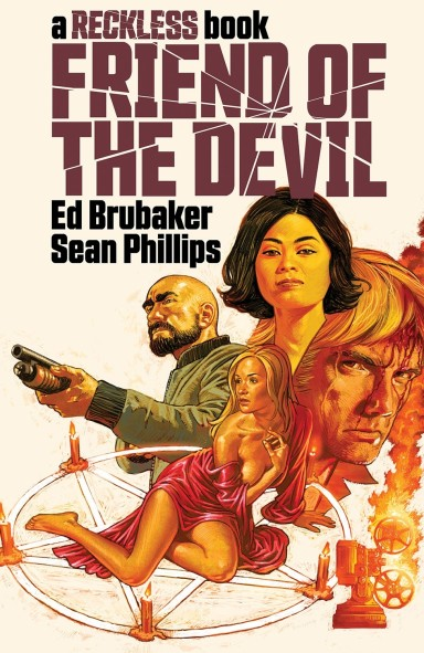 Friend of the Devil: A Reckless Book HC