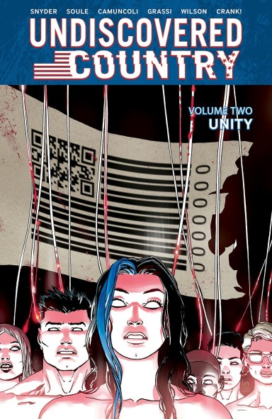 Undiscovered Country, Vol. 2: Unity TP