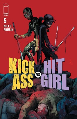 Kick-Ass Vs. Hit-Girl #5