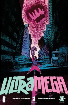 Ultramega By James Harren #2