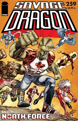 Savage Dragon #259
