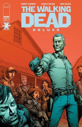 The Walking Dead Deluxe #12
