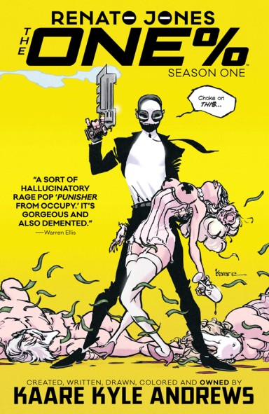 Renato Jones: The One%, Season 1 TP