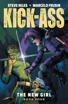 Kick-Ass: The New Girl, Vol. 4 TP