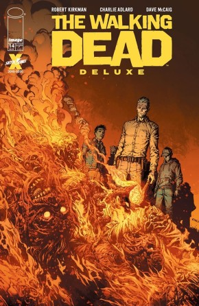 The Walking Dead Deluxe #14
