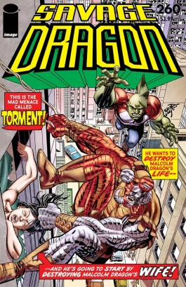Savage Dragon #260
