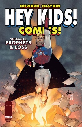 Hey Kids! Comics! Vol. 2: Prophets & Loss #1 (of 6)
