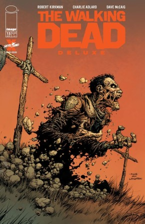 The Walking Dead Deluxe #15