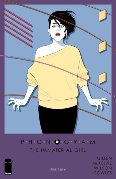 Phonogram: The Immaterial Girl #1