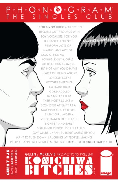 Phonogram 2: The Singles Club #4
