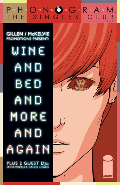 Phonogram 2: The Singles Club #2