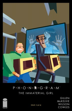 Phonogram: The Immaterial Girl #5