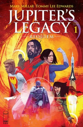 Jupiter's Legacy: Requiem #1 (of 12)