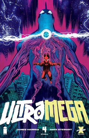 Ultramega By James Harren #4