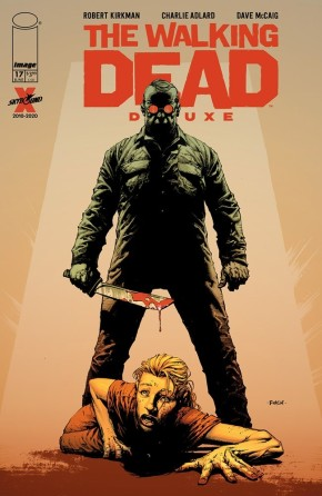 The Walking Dead Deluxe #17