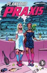 Planetoid Praxis #4 (of 6)