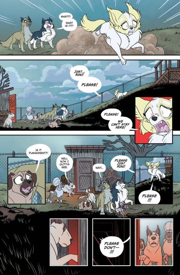 Stray Dogs4 Page 17 Outlines