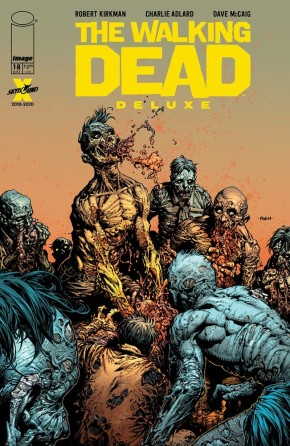 The Walking Dead Deluxe #18