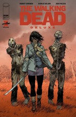 The Walking Dead Deluxe #19