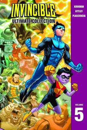 Invincible Ultimate Collection 5 HC